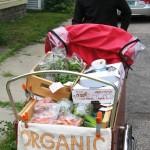 Diggers' Mirth Vending Bicycle