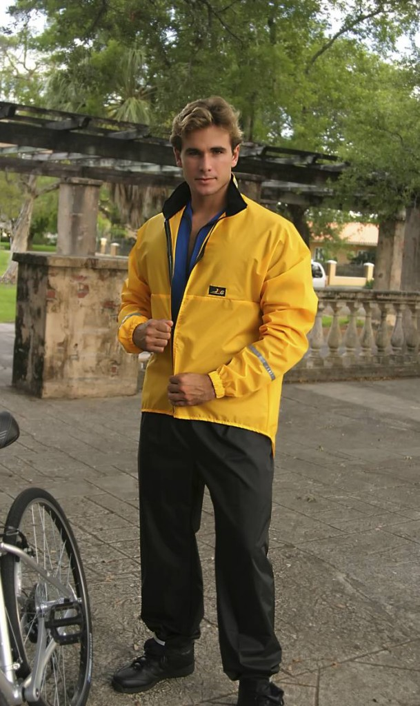 J&G Cyclewear Rain Jacket