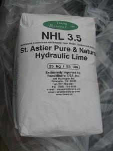 Hydraulic Lime