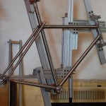 The Building of My Bike: The Frame III