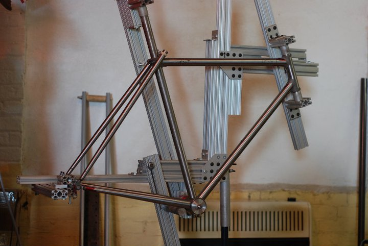 folk engineered my frame 8