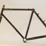 The Building of My Bike: The Frame V