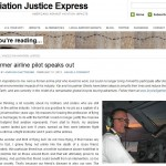 Kai Featured on Aviation Justice Express