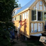 Building our Tiny House : Weeks 11 & 12
