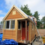 Building our Tiny House : Weeks 13 & 14
