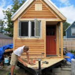 Building our Tiny House : Weeks 18, 19 & 20