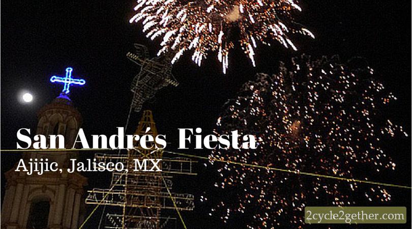 San Andrés Fiesta, Ajijic, Jalsico, MX